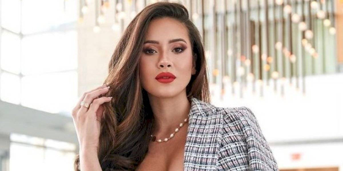 Danna Hernández llega a Metro a motivar y cuidar a las mujeres