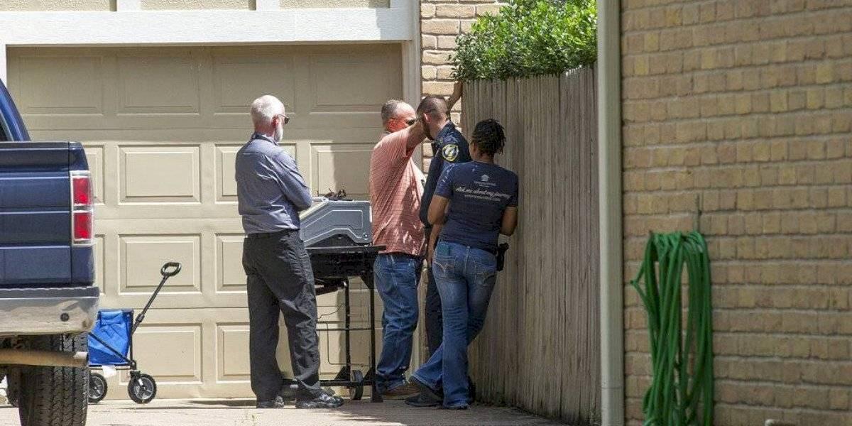 Detienen al dueño de tigre que provocó momentos de tensión en vecindario de Houston