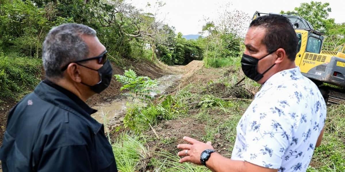 Humacao inicia trabajos de mitigación ante nueva temporada de huracanes
