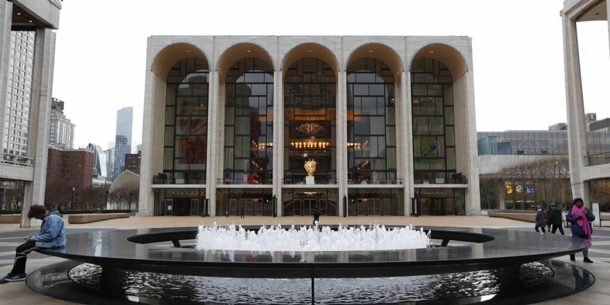 Opera Metropolitana de Nueva York regresará tras 14 meses de silencio