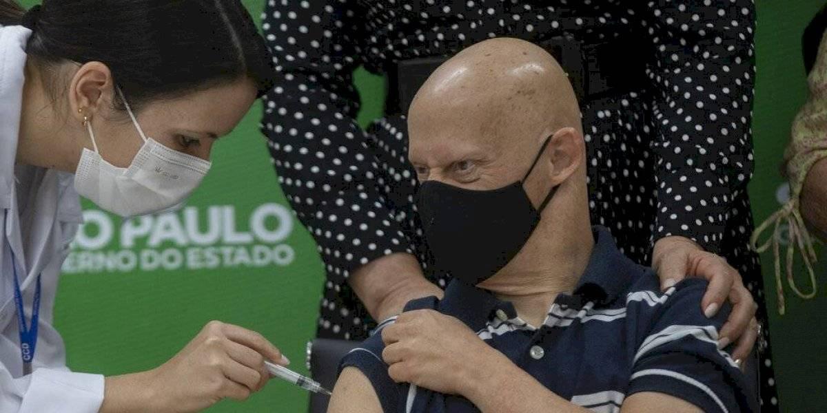 Sao Paulo pide a China que envíe material para vacunas