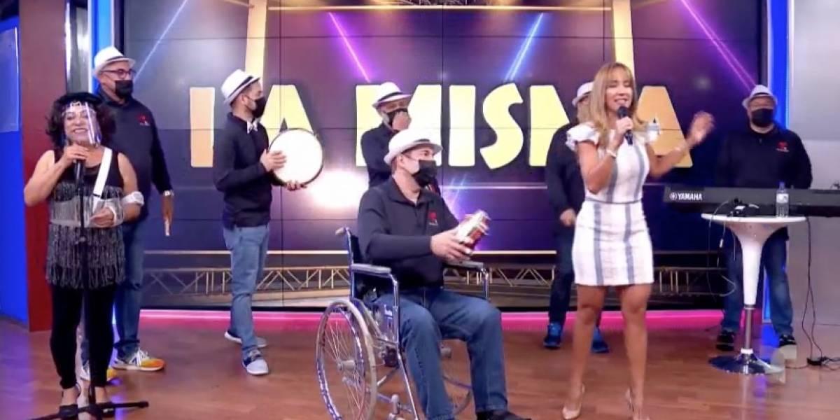 """Alexandra Fuentes y """"La Misma"""" estrenan tema """"Los hombres no encuentran na"""""""