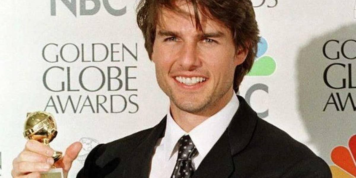 Golden Globes se suspenden tras escándalo y Tom Cruise entrega sus premios