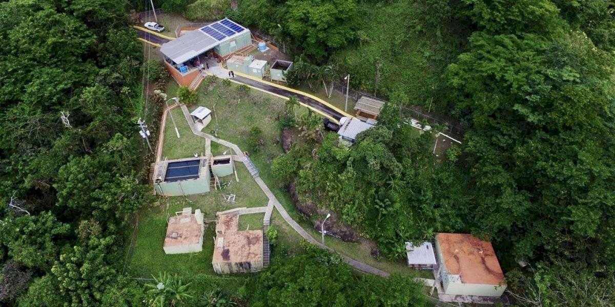 Inauguran acueducto comunitario en Corozal