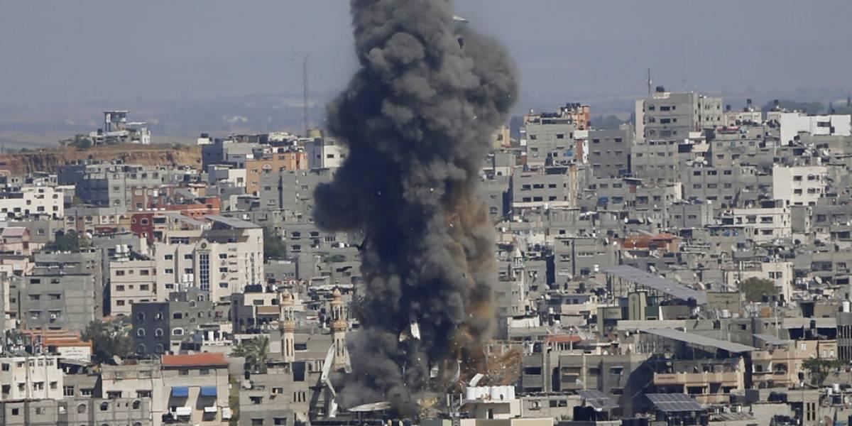 Israel amenaza con invasión terrestre a la Franja de Gaza