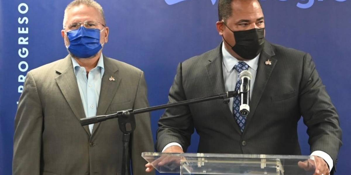 Secretario general del PNP niega división interna por aspiración de Ricardo Rosselló