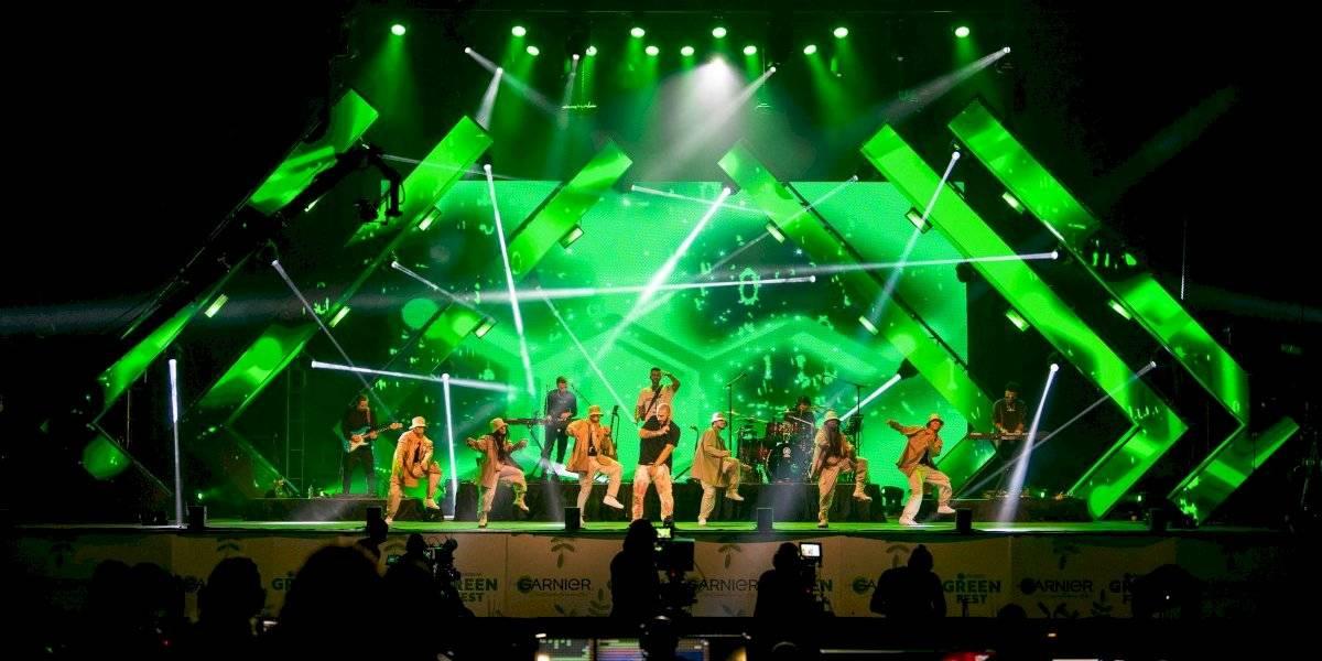 Celebran con éxito primer evento musical híbrido desde la pandemia