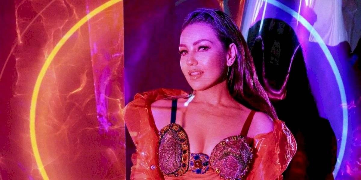 Thalía expone la evolución del amor en su nuevo disco