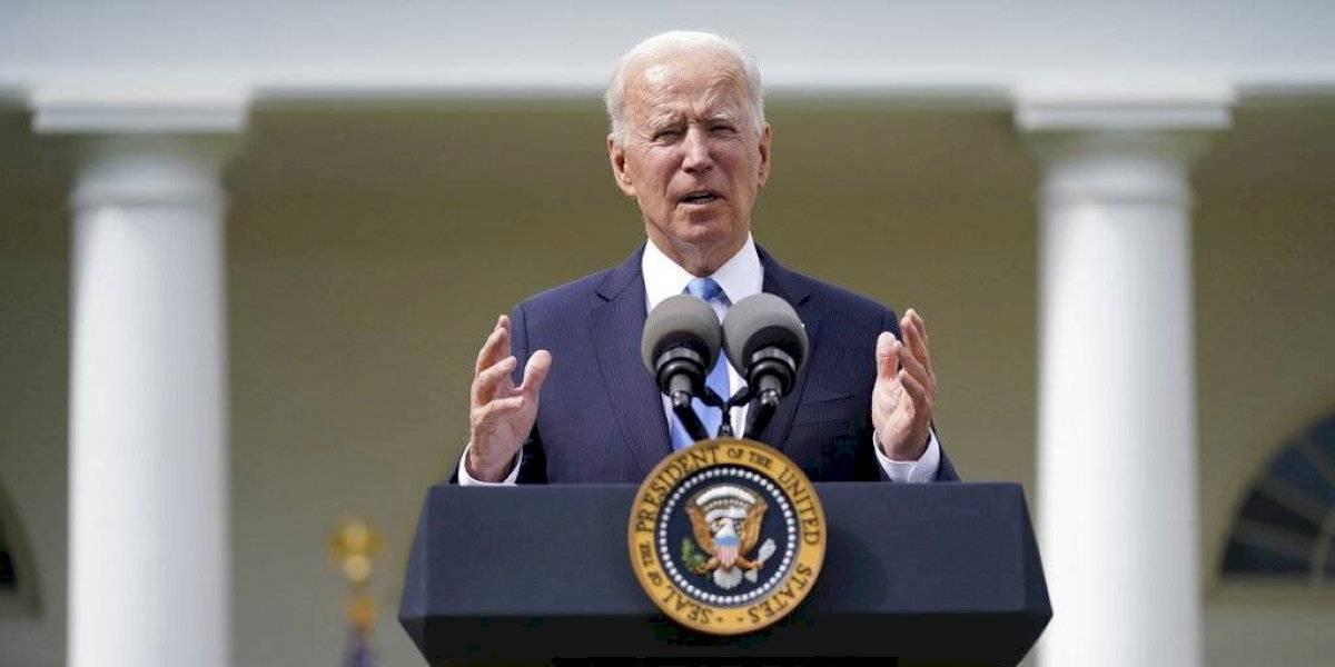 Biden se reúne con dreamers en la Casa Blanca