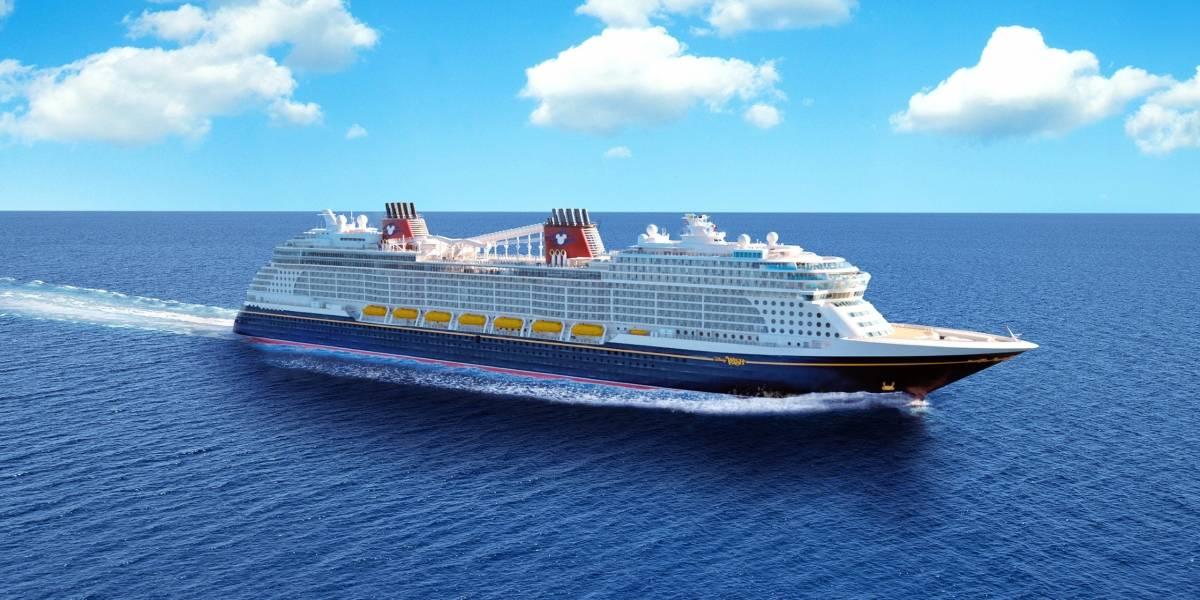 Mira aquí cómo será la suite del nuevo crucero de Disney
