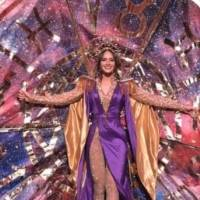 Miss Universo: Así se vio Estefanía Soto en la competencia de trajes de fantasía