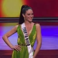 Fotos: Así lució Estefanía Soto en la preliminar de Miss Universe