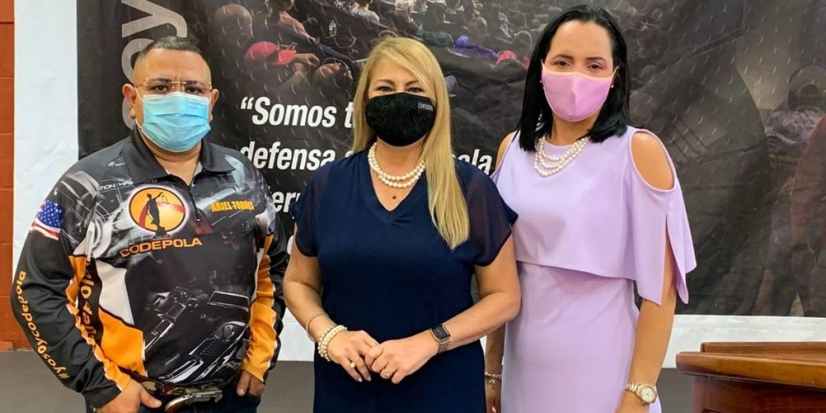 """Wanda Vázquez ofrece taller """"Calladita, no te ves más bonita"""""""