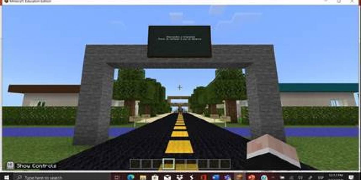 Estudiantes ganadores de competencia de Microsoft mejoran su comunidad a través del videojuego