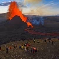 """Fotos: Erupción en Islandia, una """"maravilla natural"""""""