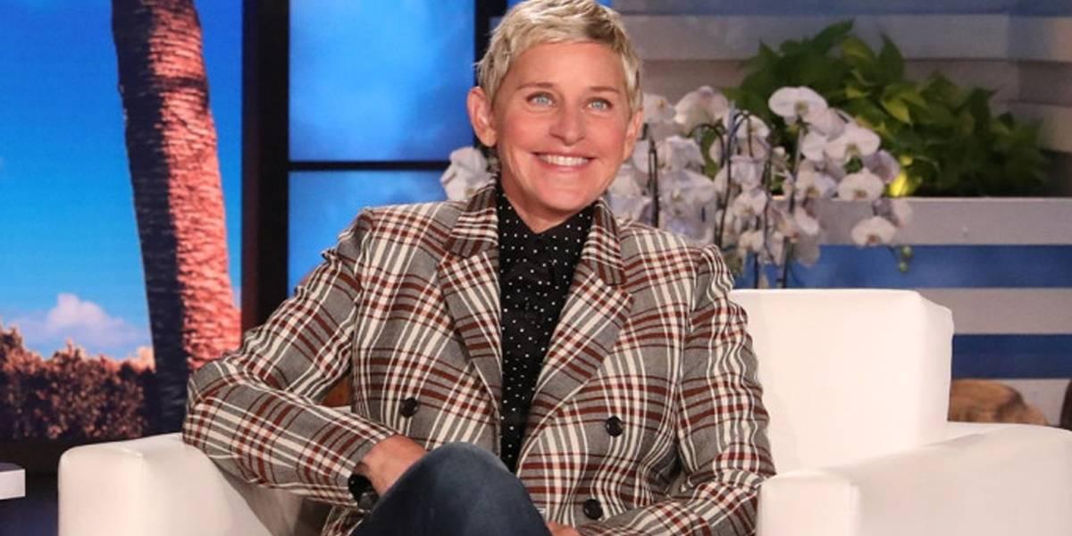 """Ellen DeGeneres rompe en llanto al despedirse de su programa """"The Ellen DeGeneres Show"""""""