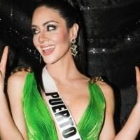 Estefanía Soto confirma que el vestido verde fue vandalizado