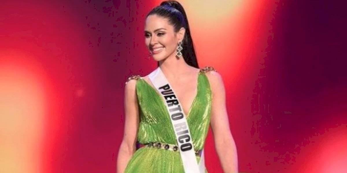 ¿Cuál es el traje que Estefanía Soto usará en la final de Miss Universo?