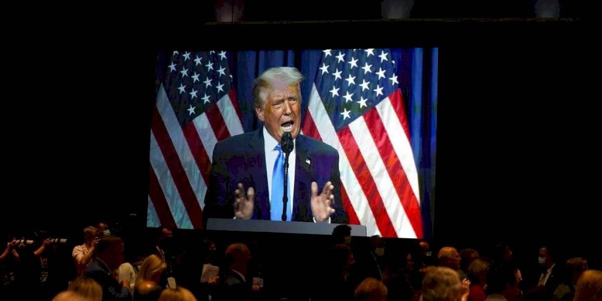 Trump acudirá a convención republicana en Carolina del Norte