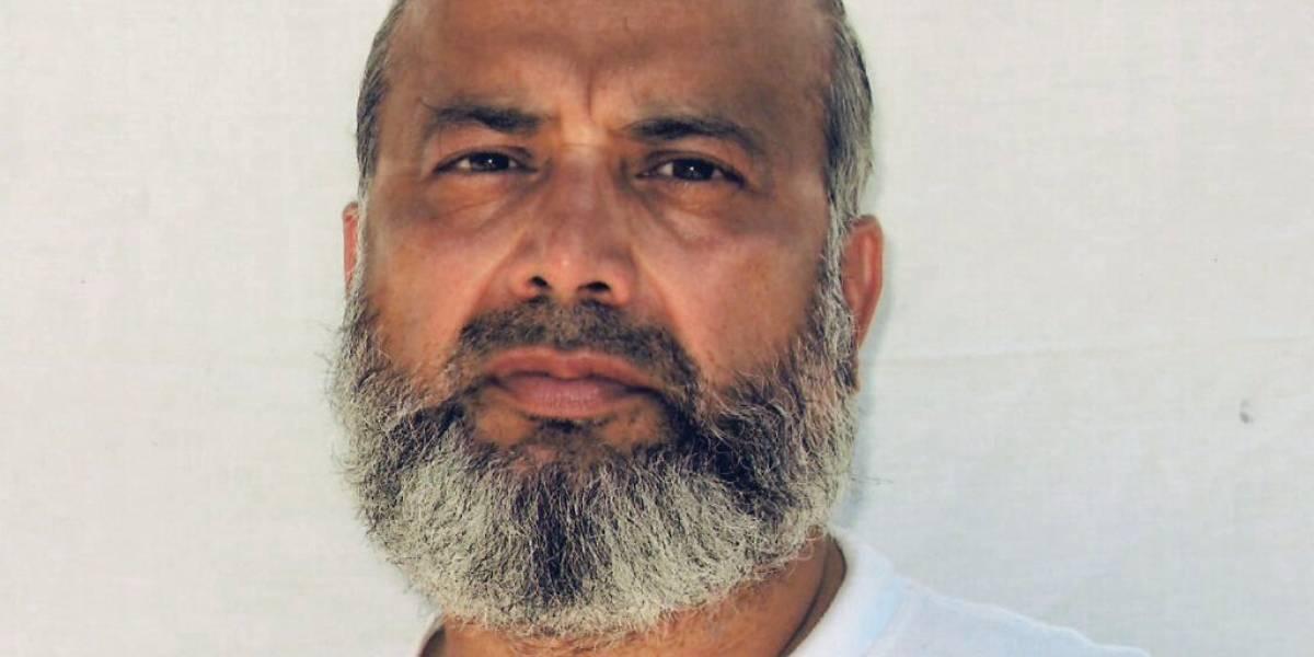 Estados Unidos aprueba liberar al prisonero más viejo de Guantánamo