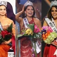 Así ganaron las mexicanas Lupita Jones, Ximena Navarrete y Andrea Meza la corona de Miss Universo