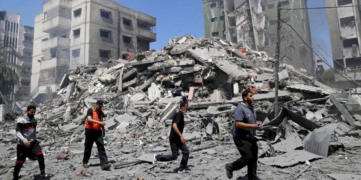 Israel lanza nuevos ataques sobre Gaza; no hay indicios de una tregua