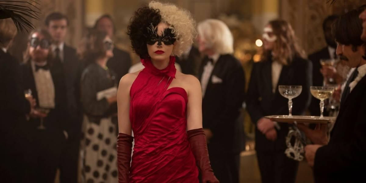 Emma Stone: la Cruella de Vil más salvaje