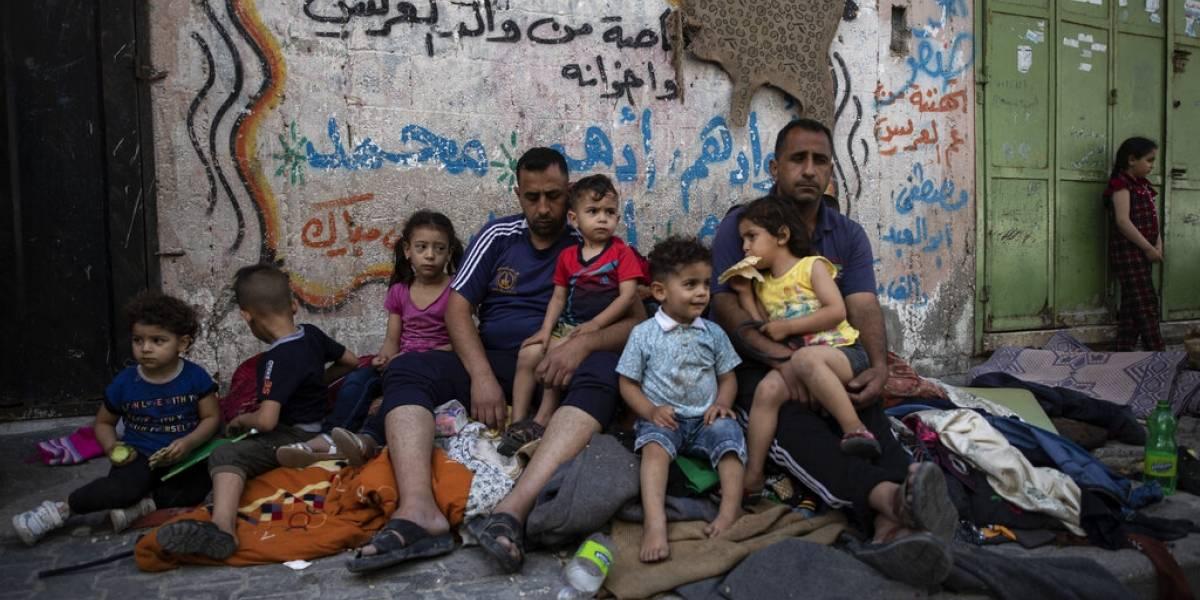 Biden pide al primer ministro israelí suspender bombardeos contra Gaza