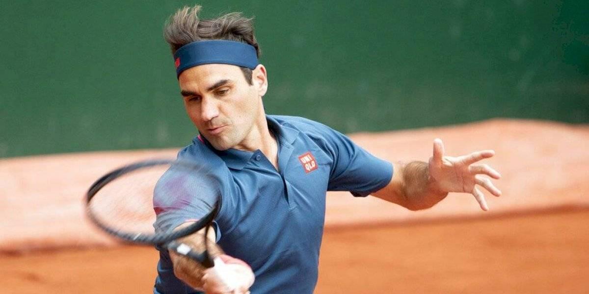 Debut y despedida para Federer en el Abierto de Ginebra