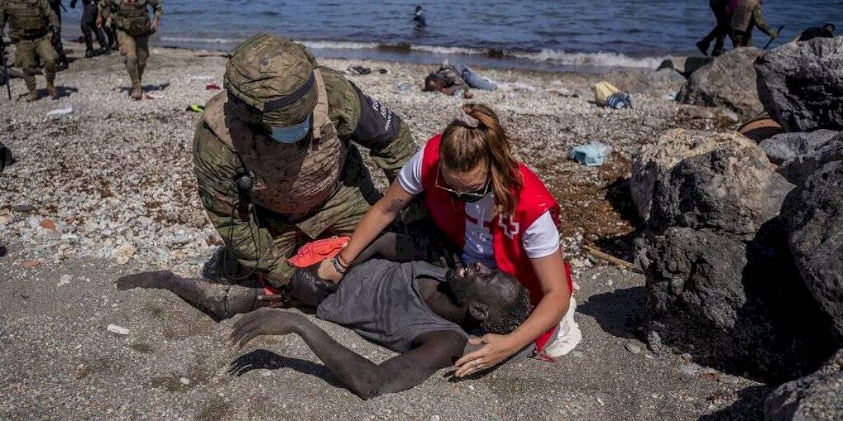 Trágico fin para 50 migrantes: Se ahogan frente a las costas de Túnez