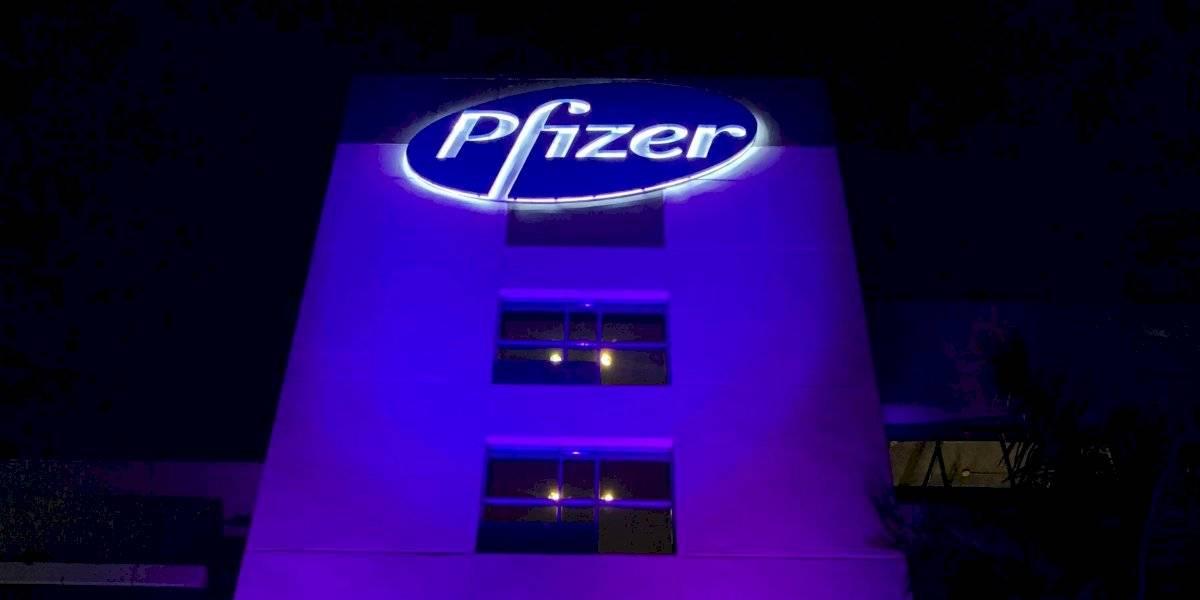Pfizer se pinta violeta por pacientes de enfermedades inflamatorias del intestino