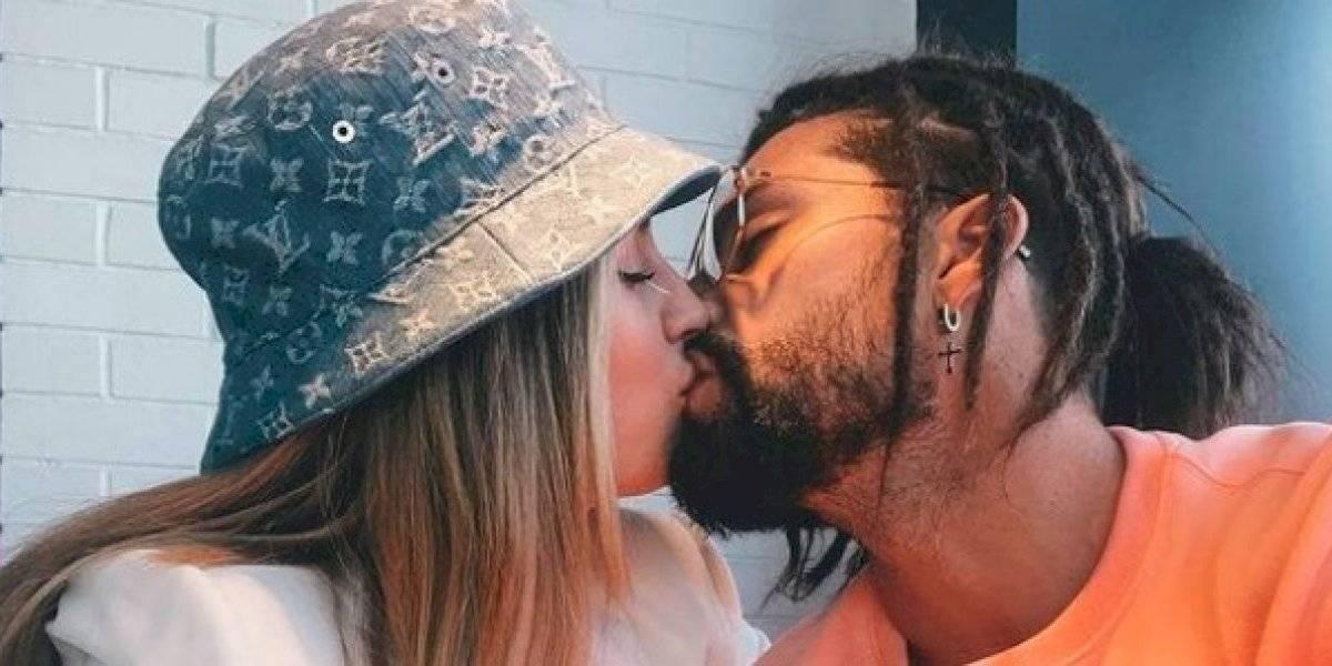 Francis Torres y Natalia Rivera se demuestran amor en las redes