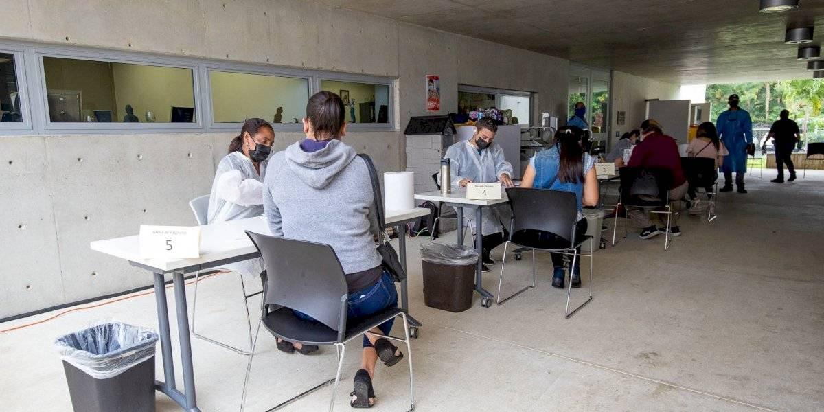 Abren a comunidad en general el Centro de Vacunación de la UPR-Río Piedras