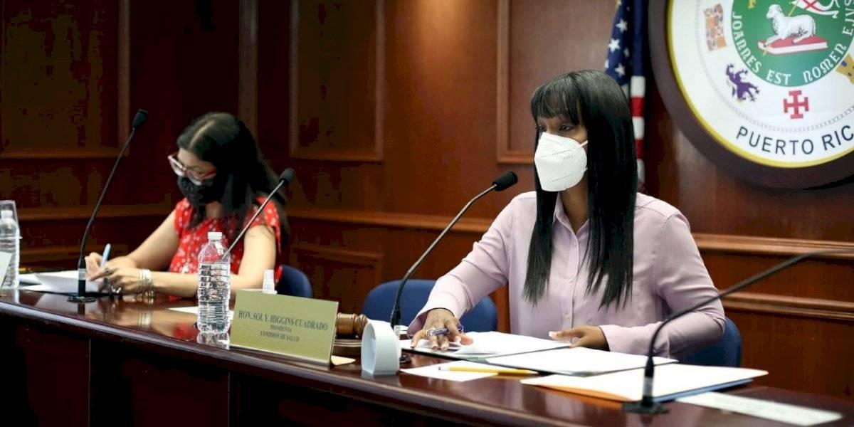 Presentan reparos con proyecto para enmendar Ley 408 de Salud Mental