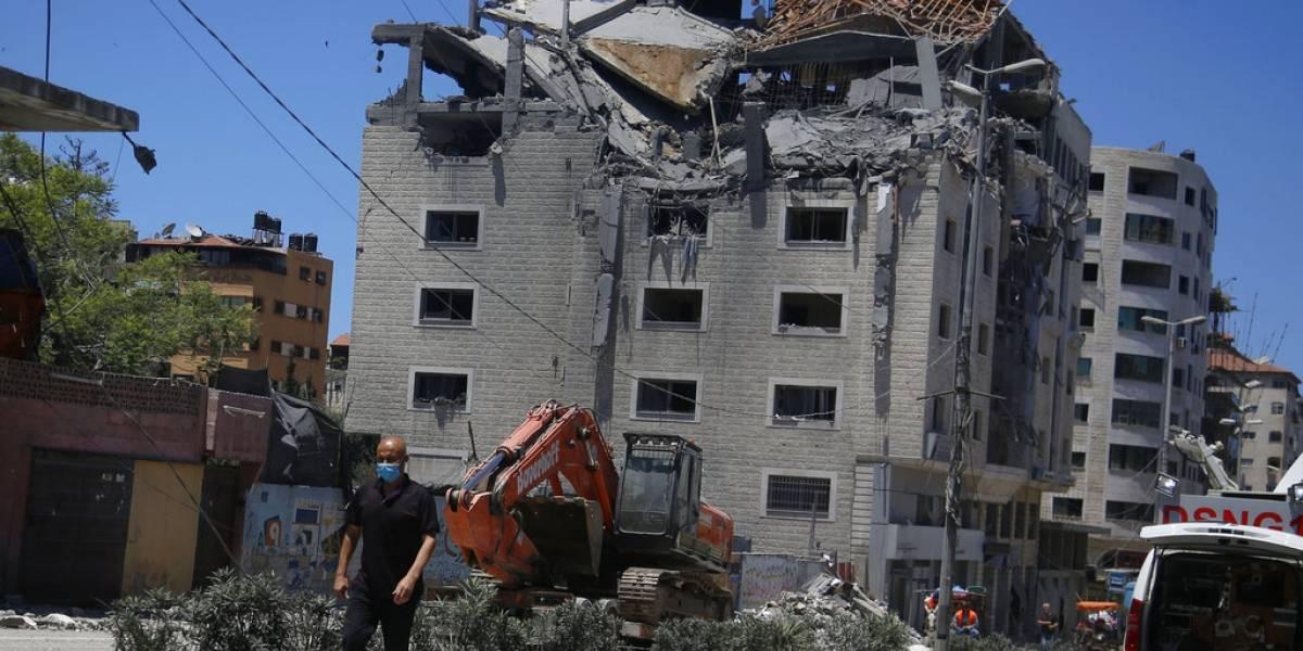 """Netanyahu """"resuelto"""" a continuar operación en Gaza"""