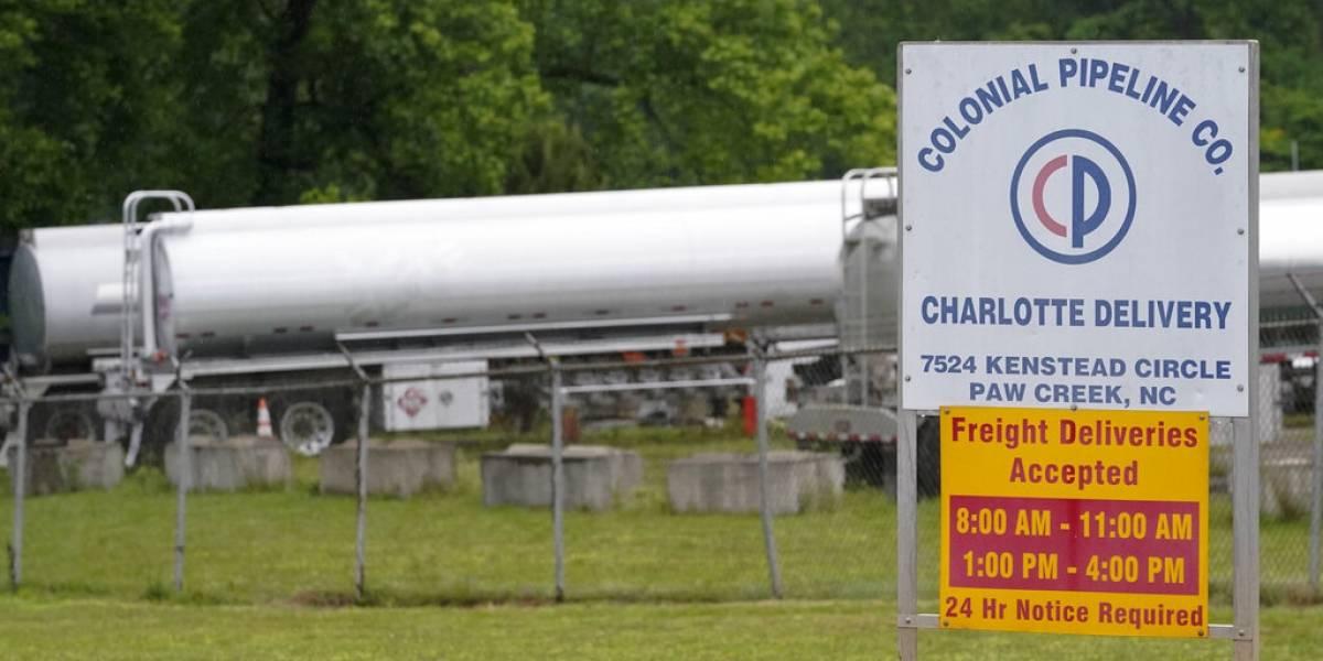 Compañía de oleoducto pagó rescate millonario a hackers