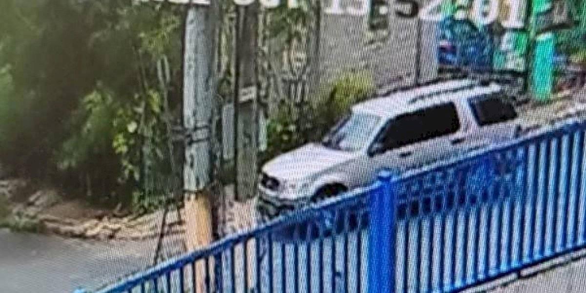 Autoridades buscan auto relacionado a asesinato en Santurce