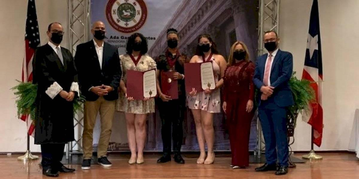 De San Germán tres de los estudiantes con mayor puntuación en el College Board