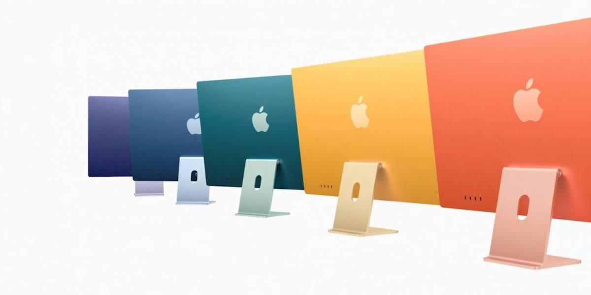 Estas son las características del nuevo iMac de Apple, ideal para el tele-trabajo
