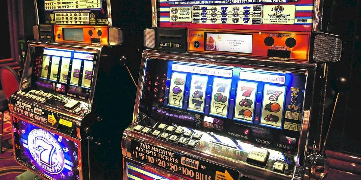 Máquinas de juegos de azar siguen sin generar ingresos al gobierno