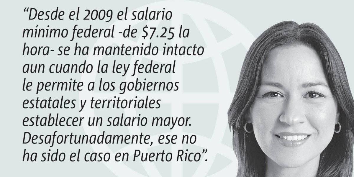 Opinión de Rosa Seguí: Justicia salarial participativa