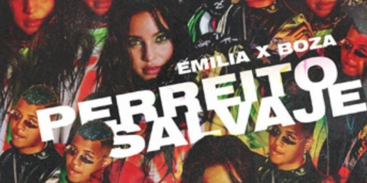 "Emilia estrena su tema ""Perreito salvaje"" junto a Boza"