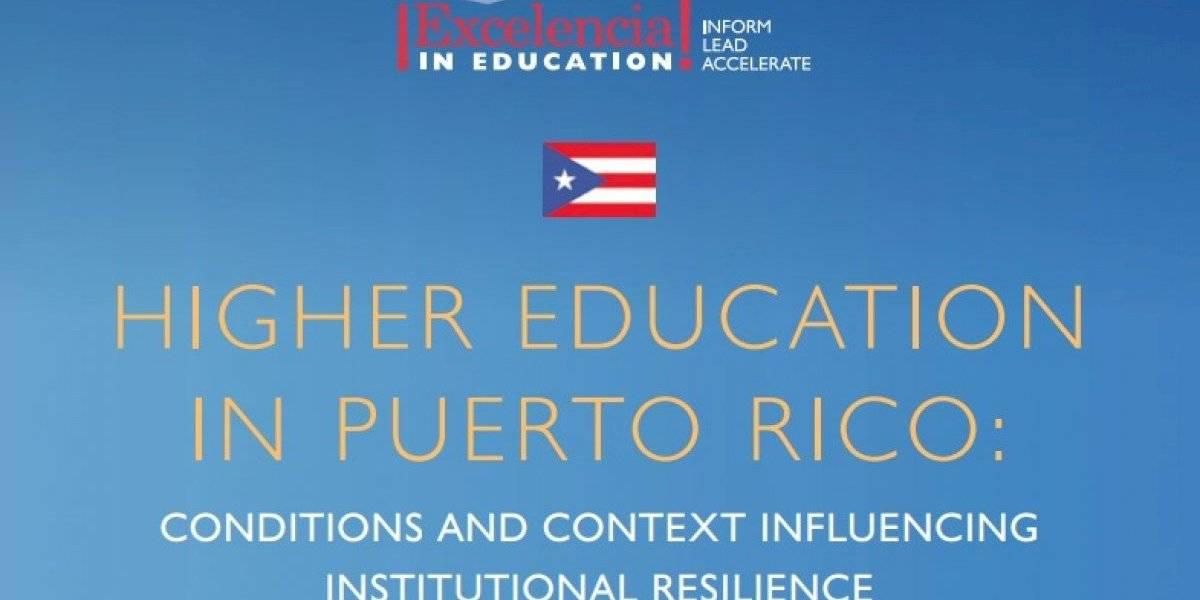 Estudio sobre la educación universitaria en P. R. revela gran aumento en graduaciones