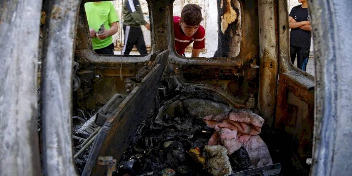 Israel bombardea Gaza tras rechazar llamadas a cese el fuego