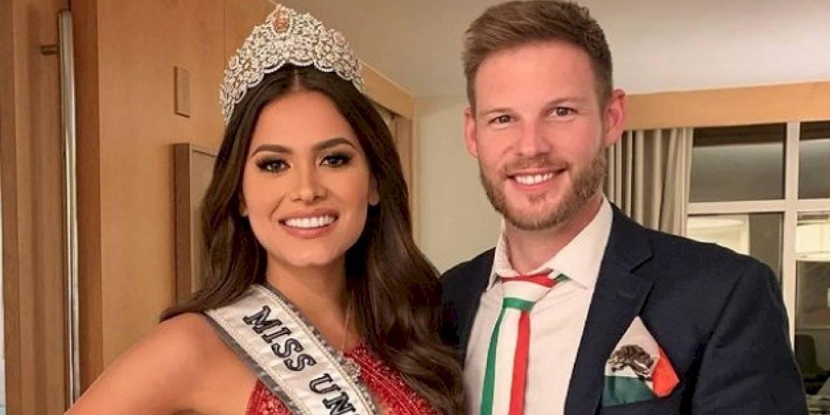 Este es el 'tiktoker' que le robó el corazón a Miss Universo 2020