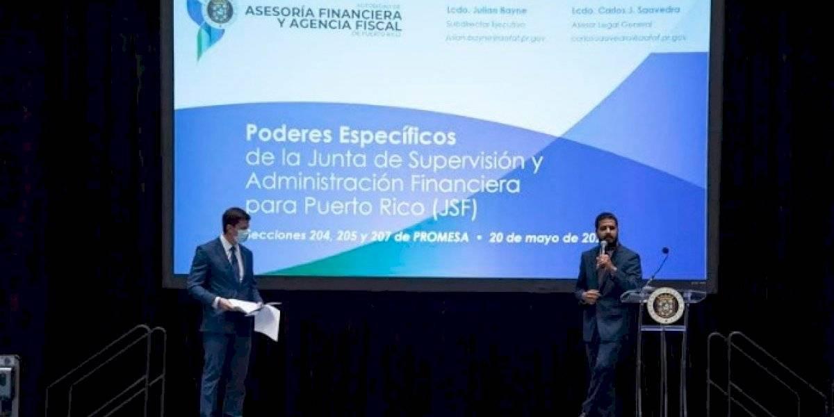 AAFAF capacita a sobre 100 servidores públicos sobre alcance de la Ley PROMESA en Puerto Rico