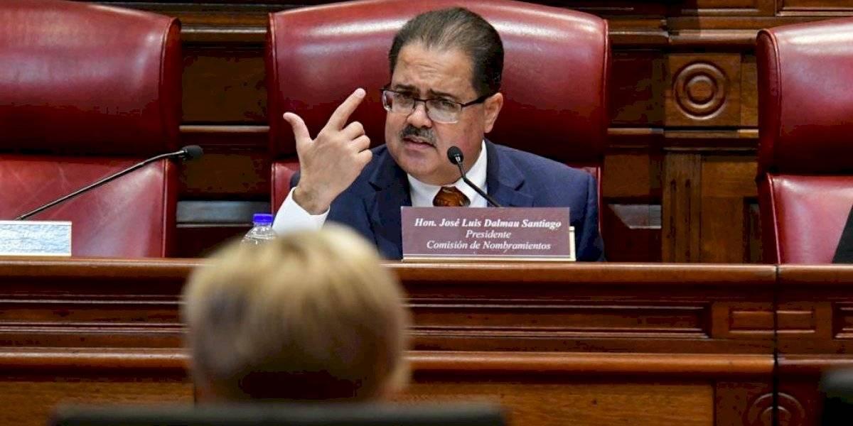 A pesar de informes negativos, Pierluisi advierte a Dalmau no retirará nombramientos