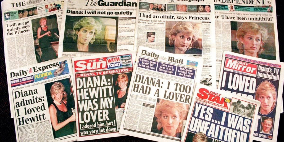 En duda la integridad de la BBC tras informe sobre Diana