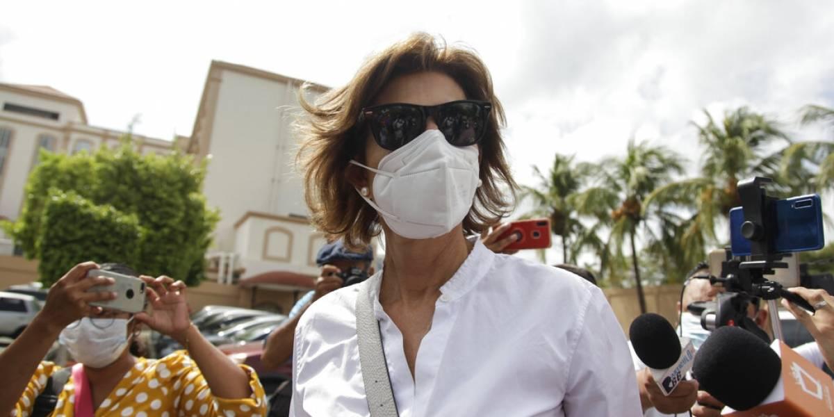 Cristiana Chamorro comparece ante autoridades en Nicaragua tras acusaciones de lavado de dinero