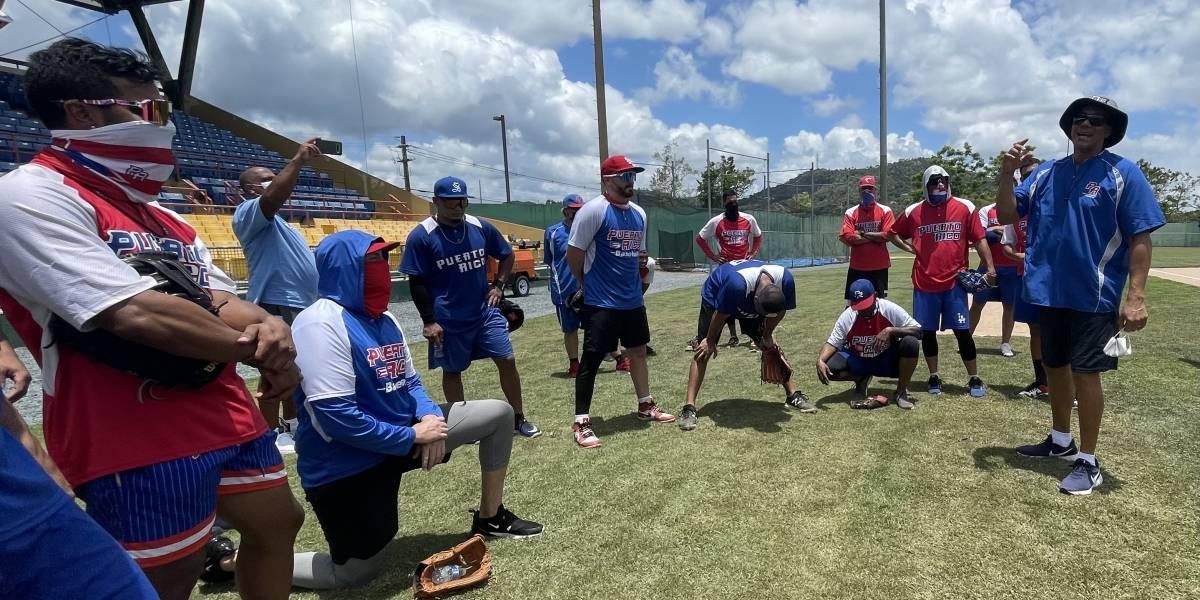 Definido el equipo de Puerto Rico para Preolímpico de las Américas
